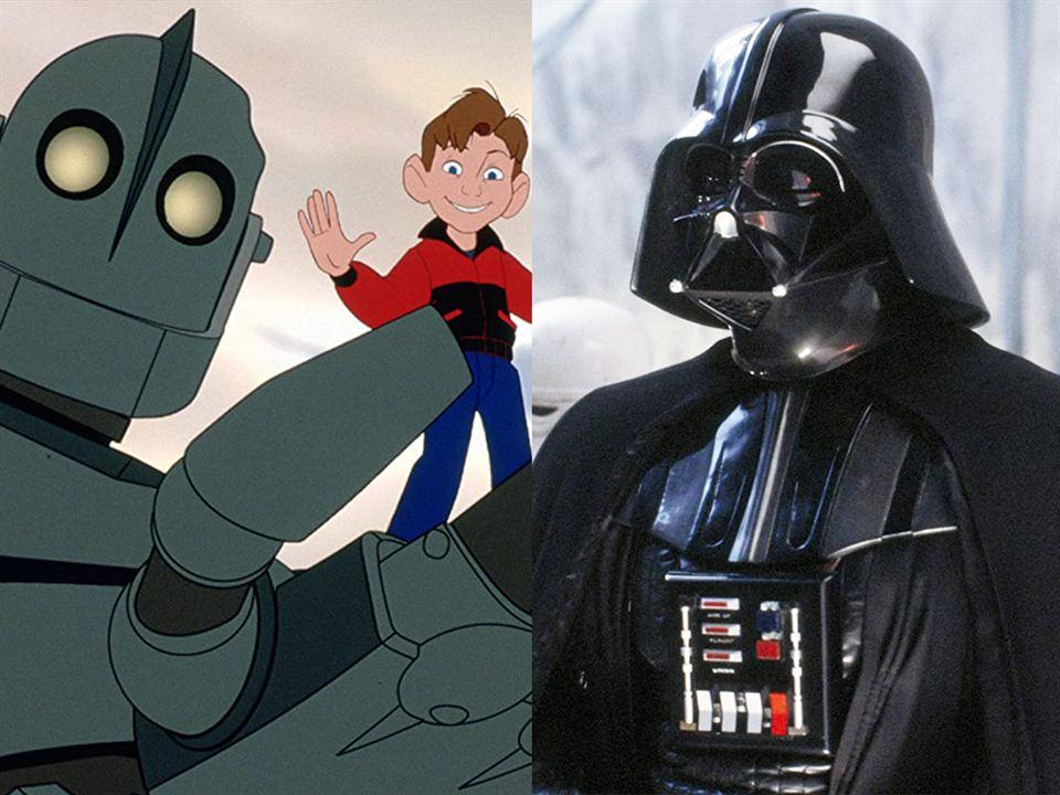 Por poco era Darth Vader