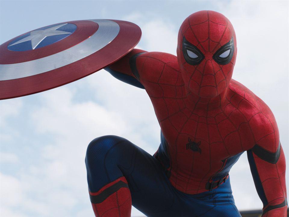 ¡Por poco era Spider-Man!
