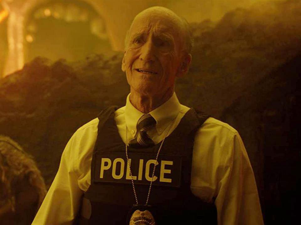 Hal Landon Jr. es Jefe Logan en 'Bill & Ted 3: Salvando el universo'