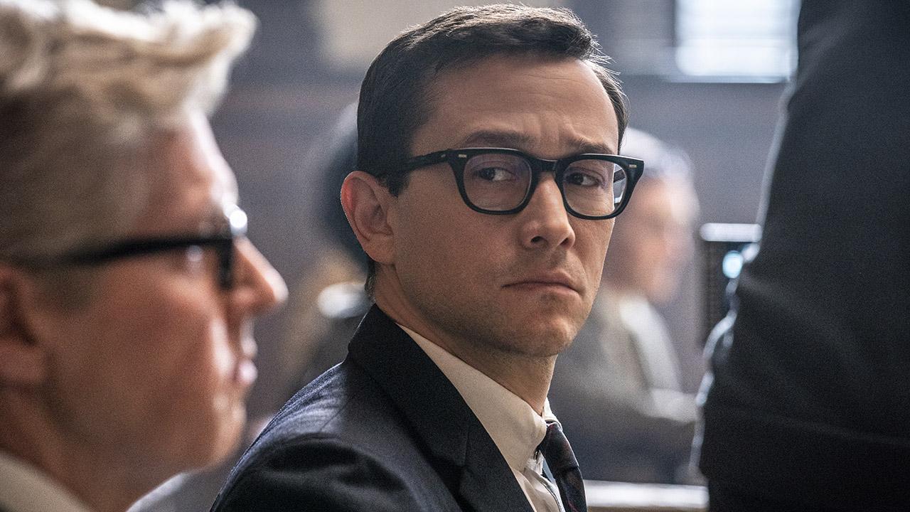 Joseph Gordon-Levitt es Richard Schultz en 'El juicio de los 7 de Chicago'