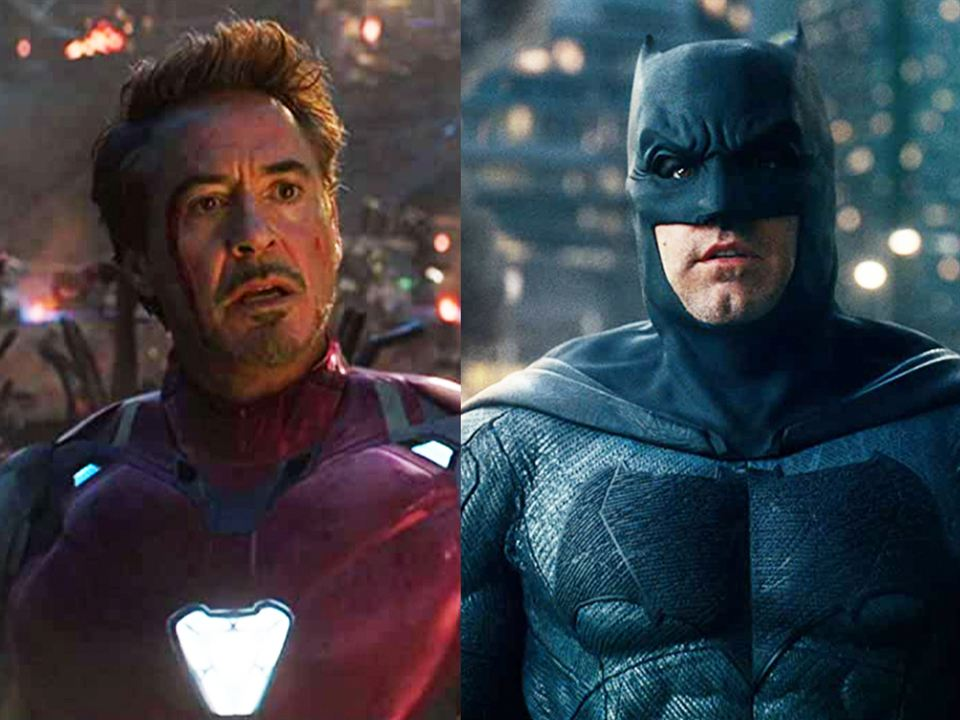Verdadero fan de Marvel y DC