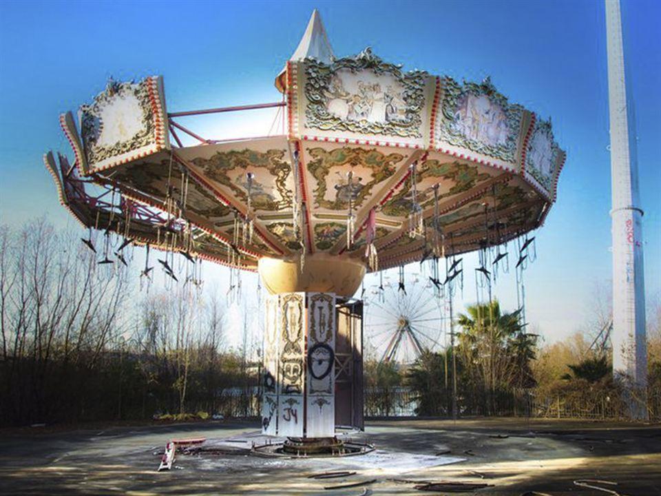 Filmación en Six Flags