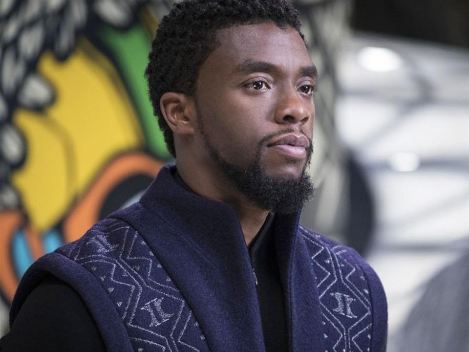 Chadwick Boseman (28 de agosto de 2020)