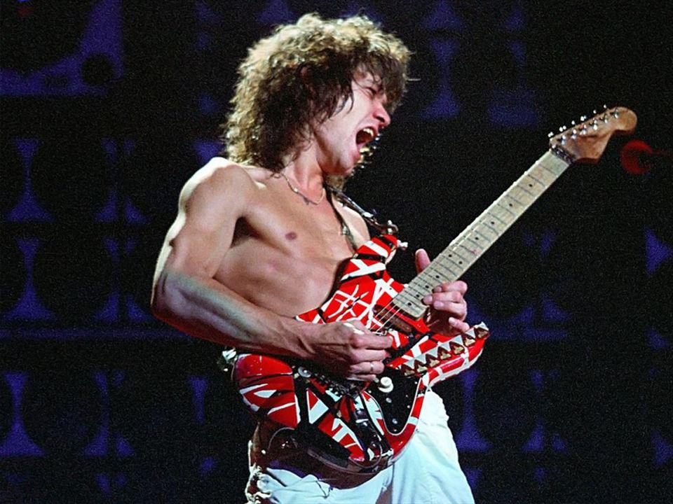 Eddie Van Halen (6 de octubre de 2020)