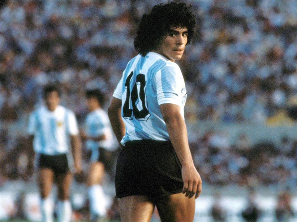 Diego Armando Maradona (25 de noviembre de 2020)
