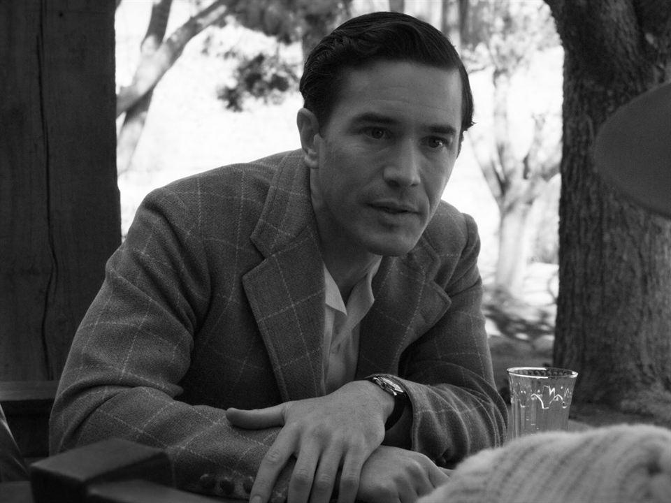 Tom Pelphrey es Joseph Mankiewicz en 'Mank'