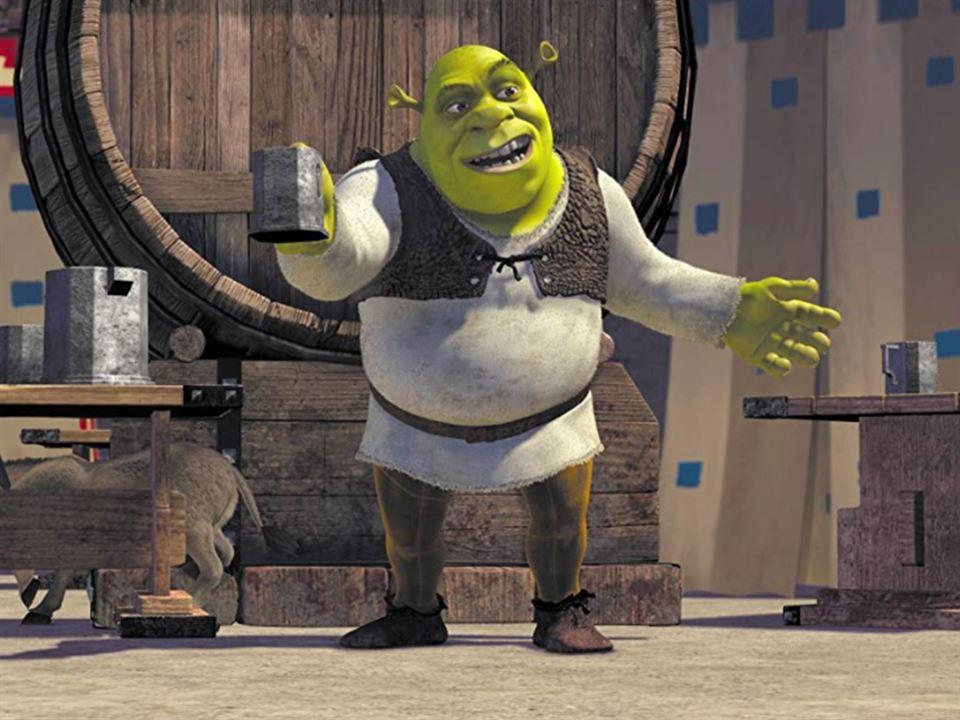 ¿Bill Murray como Shrek?