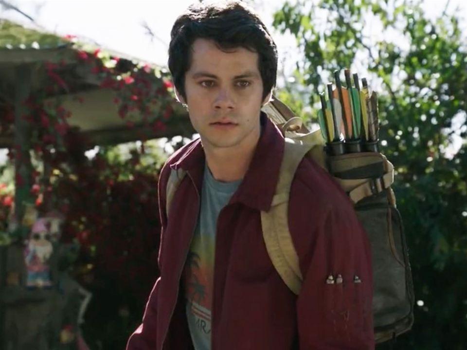 Dylan O'Brien es Joel Dawson en 'Amor y monstruos'
