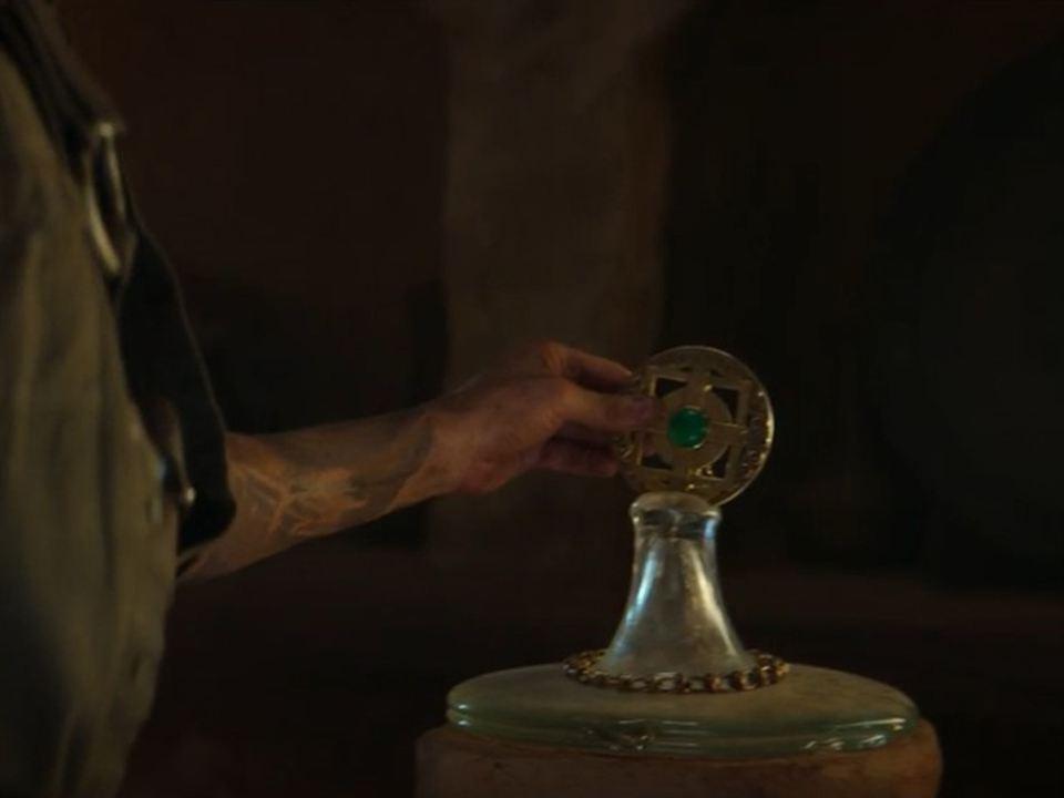 El amuleto de Shinnok