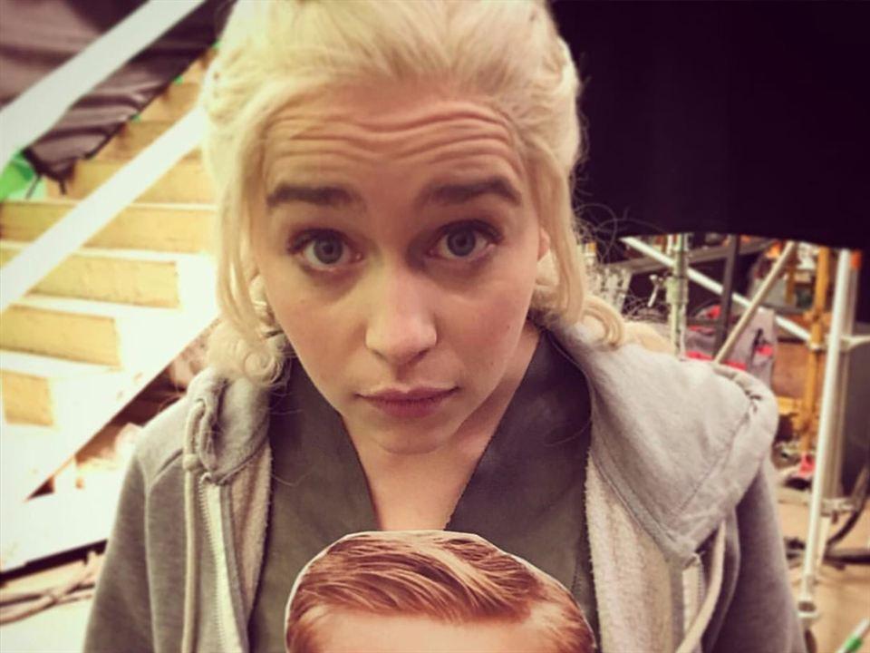Daenerys y Ryan Gosling