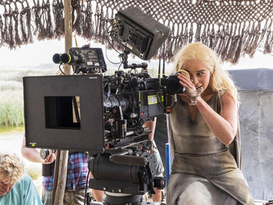 ¿Cómo llegó esa cámara a Westeros?