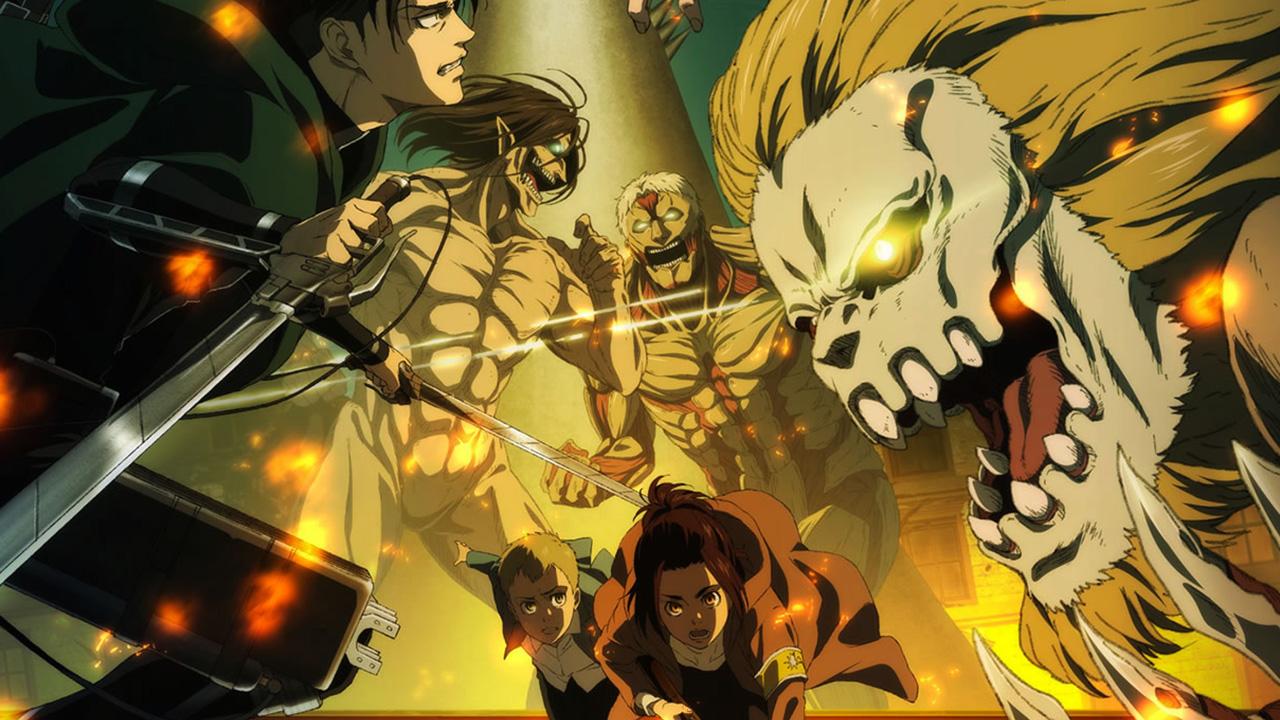 Attack On Titan: Temporada Final (Segunda Parte)