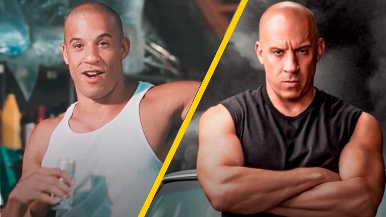 Vin Diesel (Dominic Toretto)