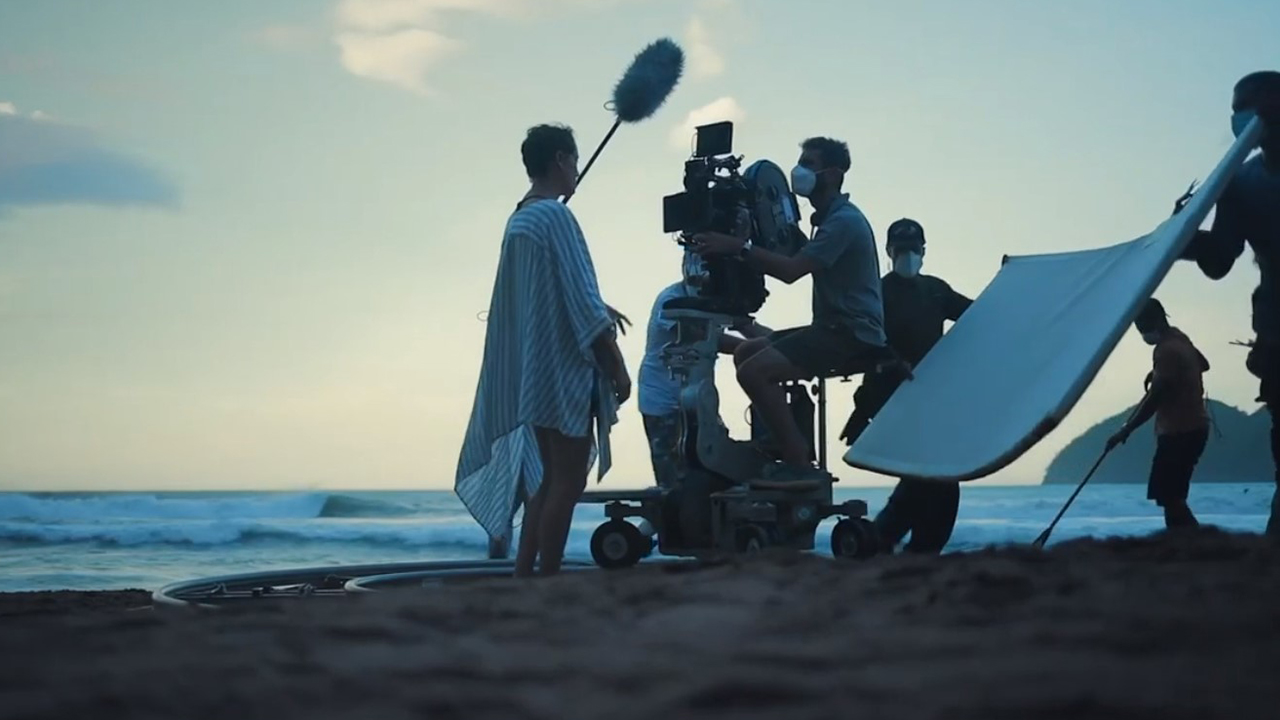 Se grabó en 35 mm