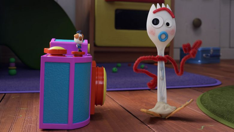 Forky Asks a Question : Foto