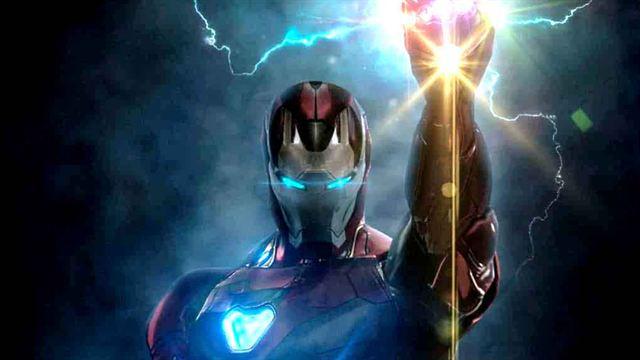 'Avengers: Endgame': Así se ve el chasquido de Tony sin
