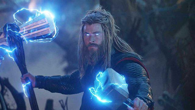 Avengers: Endgame': ¿Engordó Chris Hemsworth para interpretar a ...