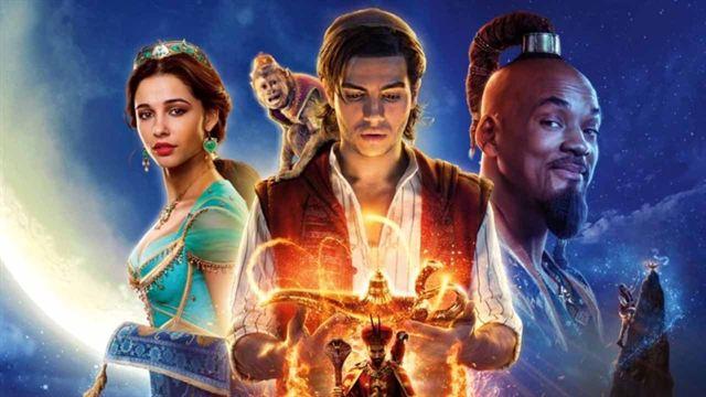 Disney se plantea una secuela de Aladdín tras superar los 1.000 millones