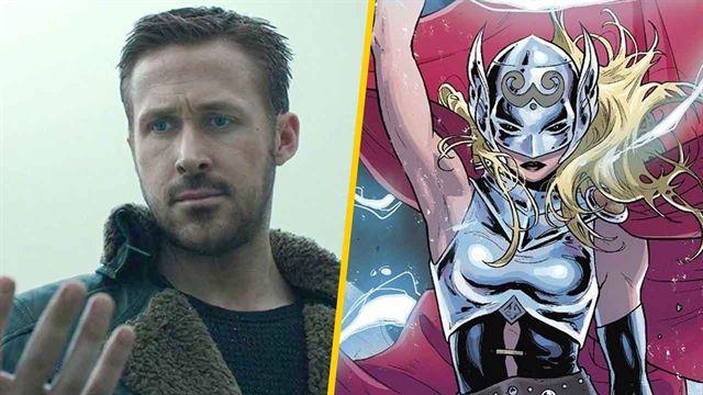 ¿Por qué Ryan Gosling podría actuar en 'Thor: Love and Thunder'?