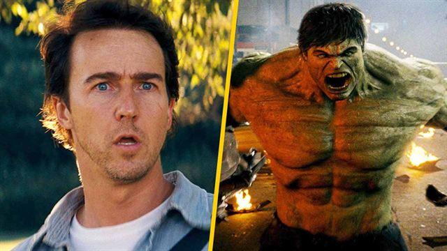 Edward Norton explica como Marvel le mintió sobre El increíble Hulk (2008)