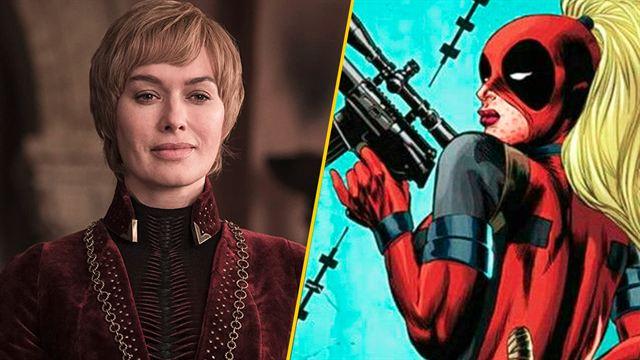 Creador de Deadpool apoya a Lena Headey para interpretar al ...