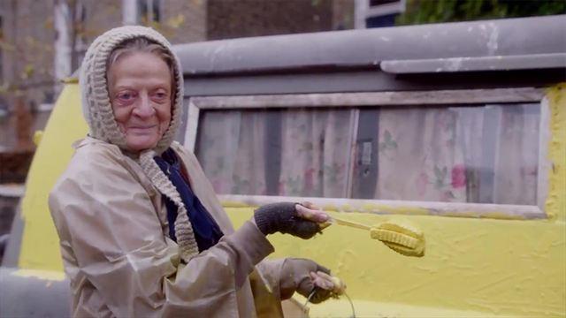 Tráiler de The Lady in the Van