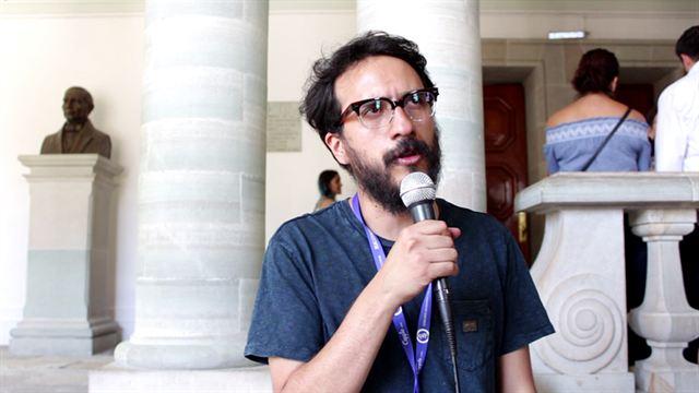 Entrevista con Alberto Arnaut, director de Hasta los dientes