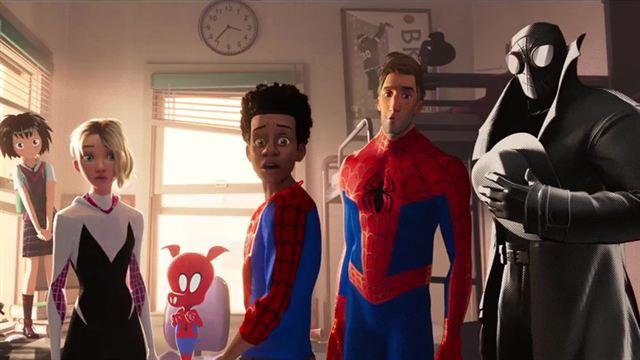 Un montón de Spider-Man en el nuevo tráiler de Spider-Man: un nuevo universo