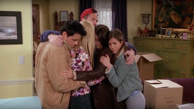 'Friends': Tráiler temporada 10