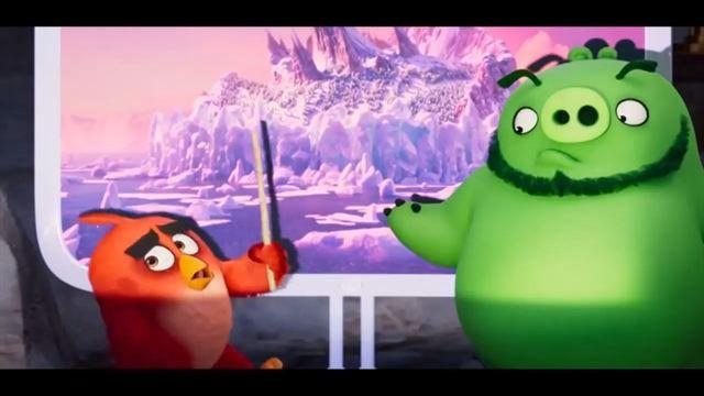 Tráiler de 'Angry Birds 2: La película'