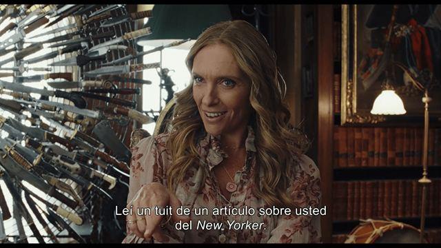 'Entre navajas y secretos' - Tráiler final subtitulado