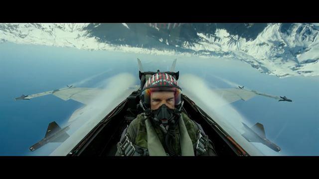 'Top Gun: Maverick' - Big game spot en inglés