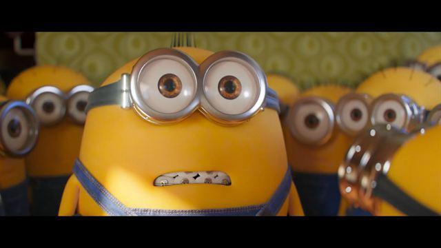 'Minions: Nace un villano' - Teaser tráiler en inglés