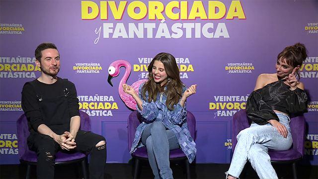 'Veinteañera, soltera y fantástica' - Entrevista con el elenco