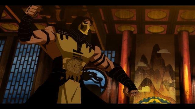 'Mortal Kombat Legends: La venganza de Scorpion' - Tráiler oficial doblado