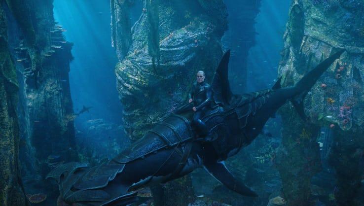 0393873 'Aquaman': Willem Dafoe feliz de regresar a los superhéroes